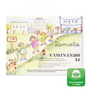 Cuadernillos didácticos Lamela Caminando nº 14
