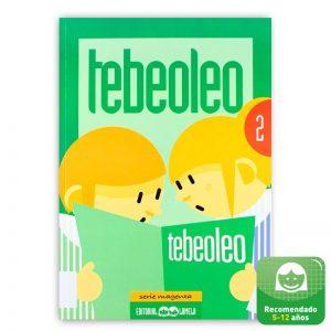 Cartilla Tebeoleo 2 Serie Magenta Lamela
