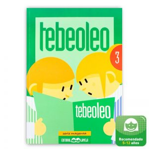 Cartilla Tebeoleo 3 Serie Magenta Lamela